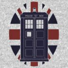 Doctor Who british TARDIS by koroa