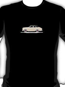 Volvo Amazon White Eerkes Mom and Dad's Car T-Shirt