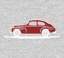 Volvo PV544 One Piece - Long Sleeve