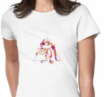 Deku Flower v.2 Womens Fitted T-Shirt