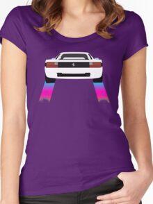 Testarossa - Vice Women's Fitted Scoop T-Shirt
