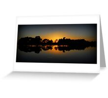 """"""" Dreams That Reflect In Her Eyes """" Greeting Card"""