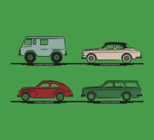 Volvo Lineup One Piece - Short Sleeve