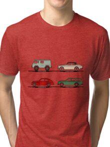 Volvo Lineup Tri-blend T-Shirt
