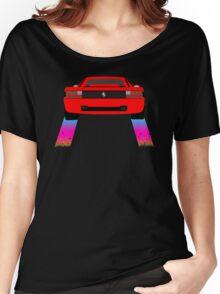 Testarossa - Nightcall Women's Relaxed Fit T-Shirt