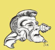 Ronald Raygun by Jeremiah McDonald