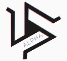 Alpha Pack Triskelion 3D by Arcee Partridge