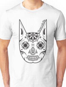 Dia de los ManBat - Hero sugar skull Unisex T-Shirt