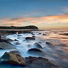 Forrestors Beach by Malcolm Katon