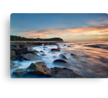 Forrestors Beach Canvas Print