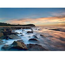 Forrestors Beach Photographic Print