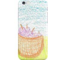 Plum Picnic iPhone Case/Skin