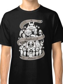 My Neighborhood Friends 2 Classic T-Shirt