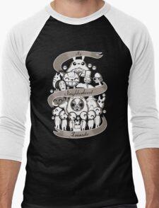 My Neighborhood Friends 2 Men's Baseball ¾ T-Shirt