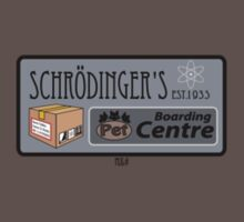 """Schrodinger's Pet Boarding centre"" by PiandHash"