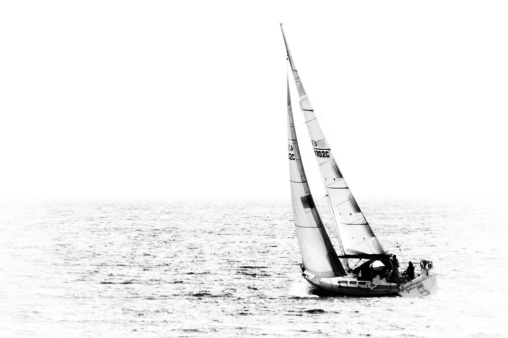 Fast Sail by fraser68