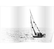 Fast Sail Poster