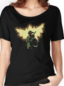 The Legend Rises Women's Relaxed Fit T-Shirt