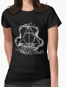 Master Of Death Womens Fitted T-Shirt