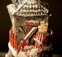 Shrieking Shack by megandresback