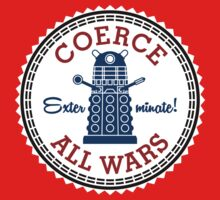 Coerce All Wars (clean) Kids Clothes