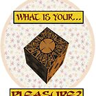 Hellraiser Puzzlebox by D'JINN Bidwell