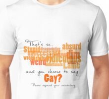 That's So... Unisex T-Shirt