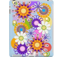 Decorative Spring Flowers case iPad Case/Skin
