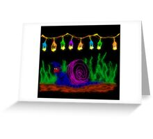 Partynight! Greeting Card