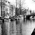 Amsterdam - Canals, Houses & Bridges 2 by rsangsterkelly