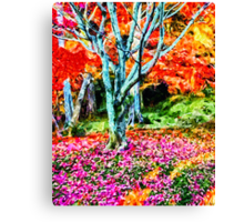 Every Moment Has Beauty Canvas Print