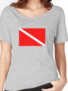 Dive! Women's Relaxed Fit T-Shirt