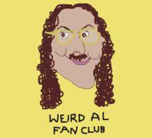Weird Al Fan Club by aaaa nahhh