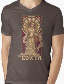 Shieldmaiden of Rohan Mens V-Neck T-Shirt