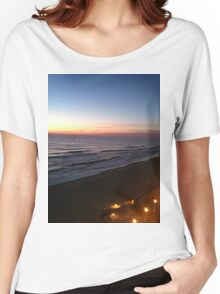 The Light Beyond The Waves Women's Relaxed Fit T-Shirt
