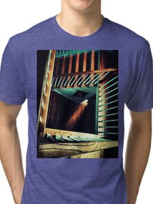 The Winding Staircase Tri-blend T-Shirt