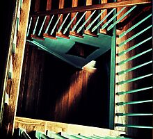 The Winding Staircase by Kieran Rundle