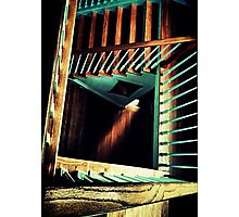 The Winding Staircase Photographic Print