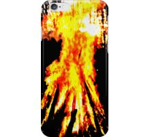 The Raging Fire iPhone Case/Skin