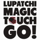The Magic Touch (White Wizard Variant) by lazerwolfx