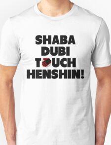 Henshin Touch (White Wizard Variant) T-Shirt