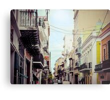 Old San Juan_1, Puerto Rico Metal Print