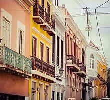 Old San Juan_3, Puerto Rico by Elizabeth Thomas