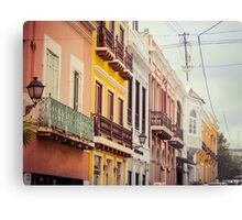 Old San Juan_3, Puerto Rico Metal Print