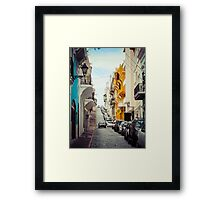 Old San Juan_4, Puerto Rico Framed Print