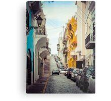 Old San Juan_4, Puerto Rico Metal Print