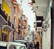 Old San Juan_5, Puerto Rico by Elizabeth Thomas