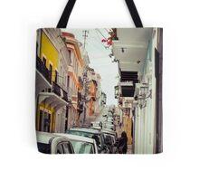 Old San Juan_5, Puerto Rico Tote Bag