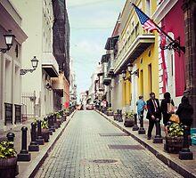 Old San Juan, Puerto Rico by Elizabeth Thomas