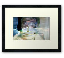Dad... Framed Print
